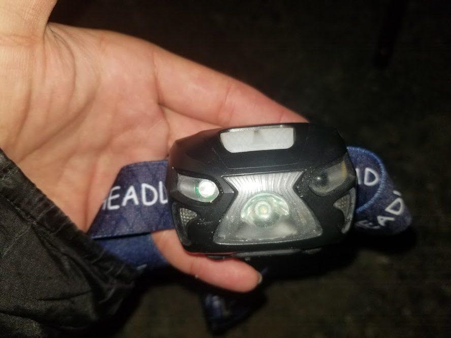 ヘッドライトの写真5