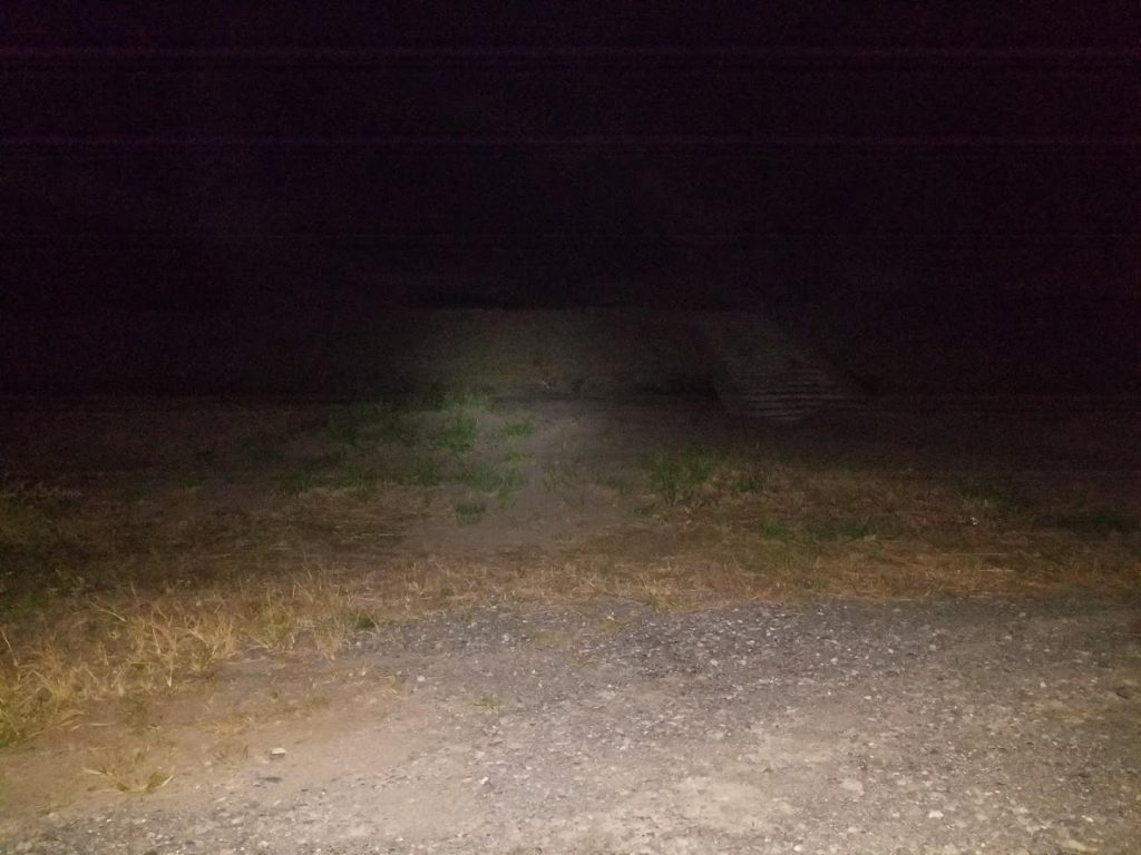 ヘッドライトの写真2