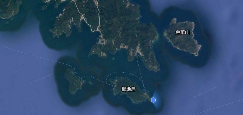 網地島での釣り情報1