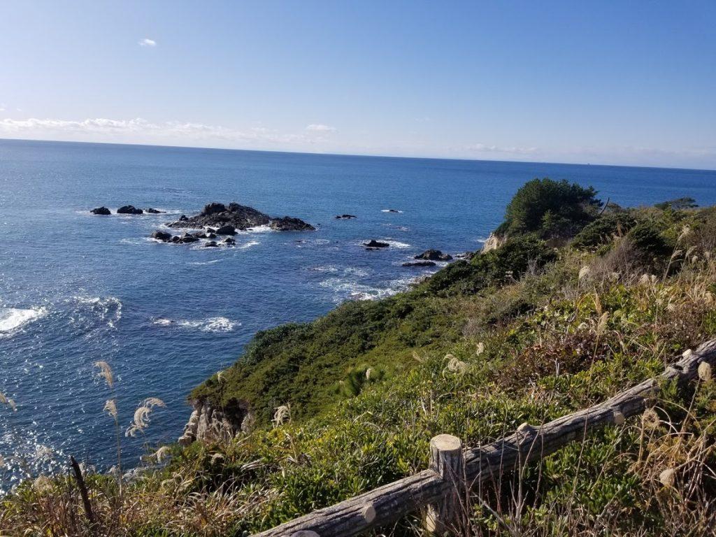 網地島絶景ドワメキ岬の写真